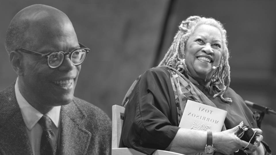 Toni Morrison and Sir Arthur Lewis